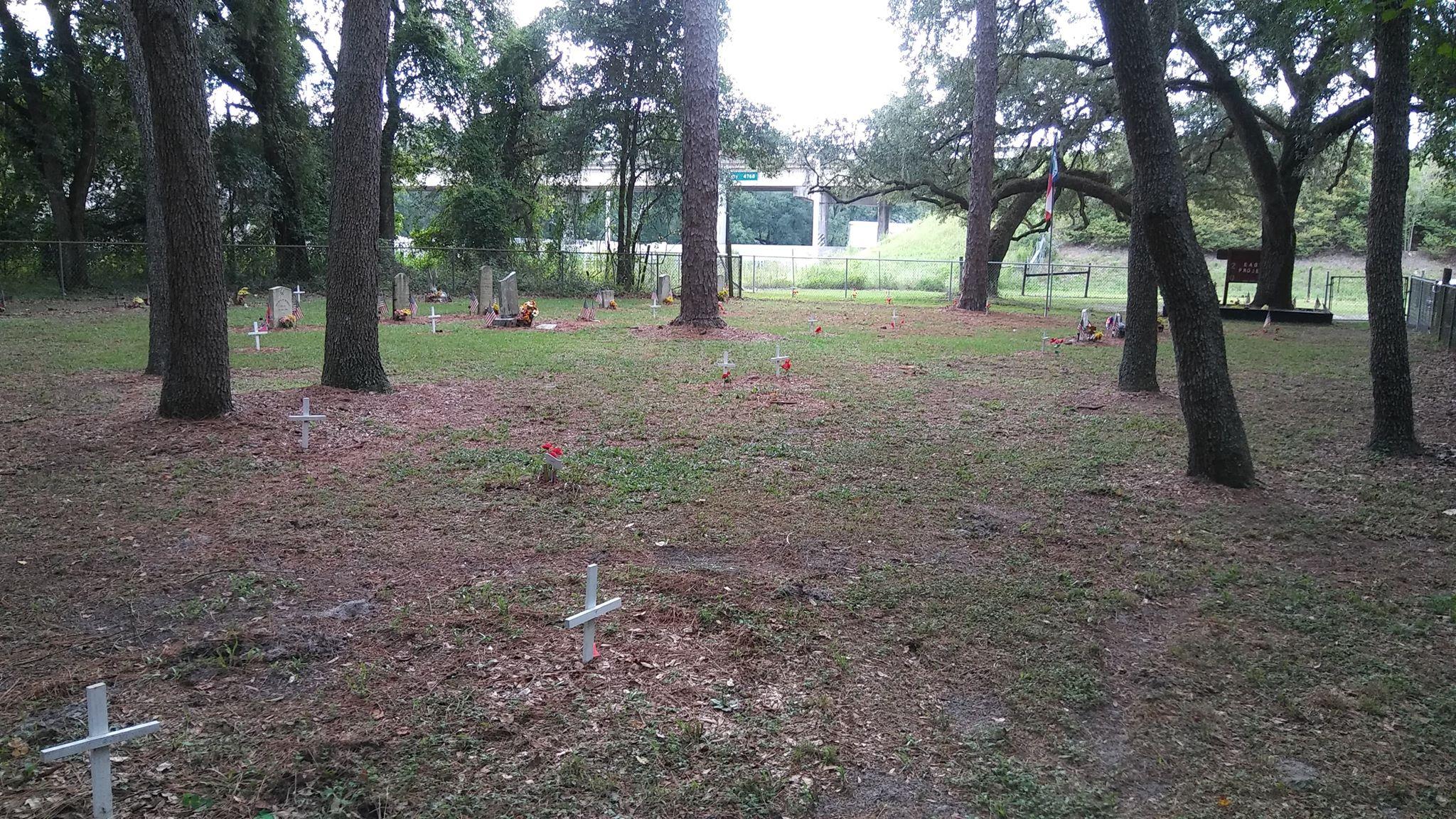 Wild Cow Prairie Cemetery
