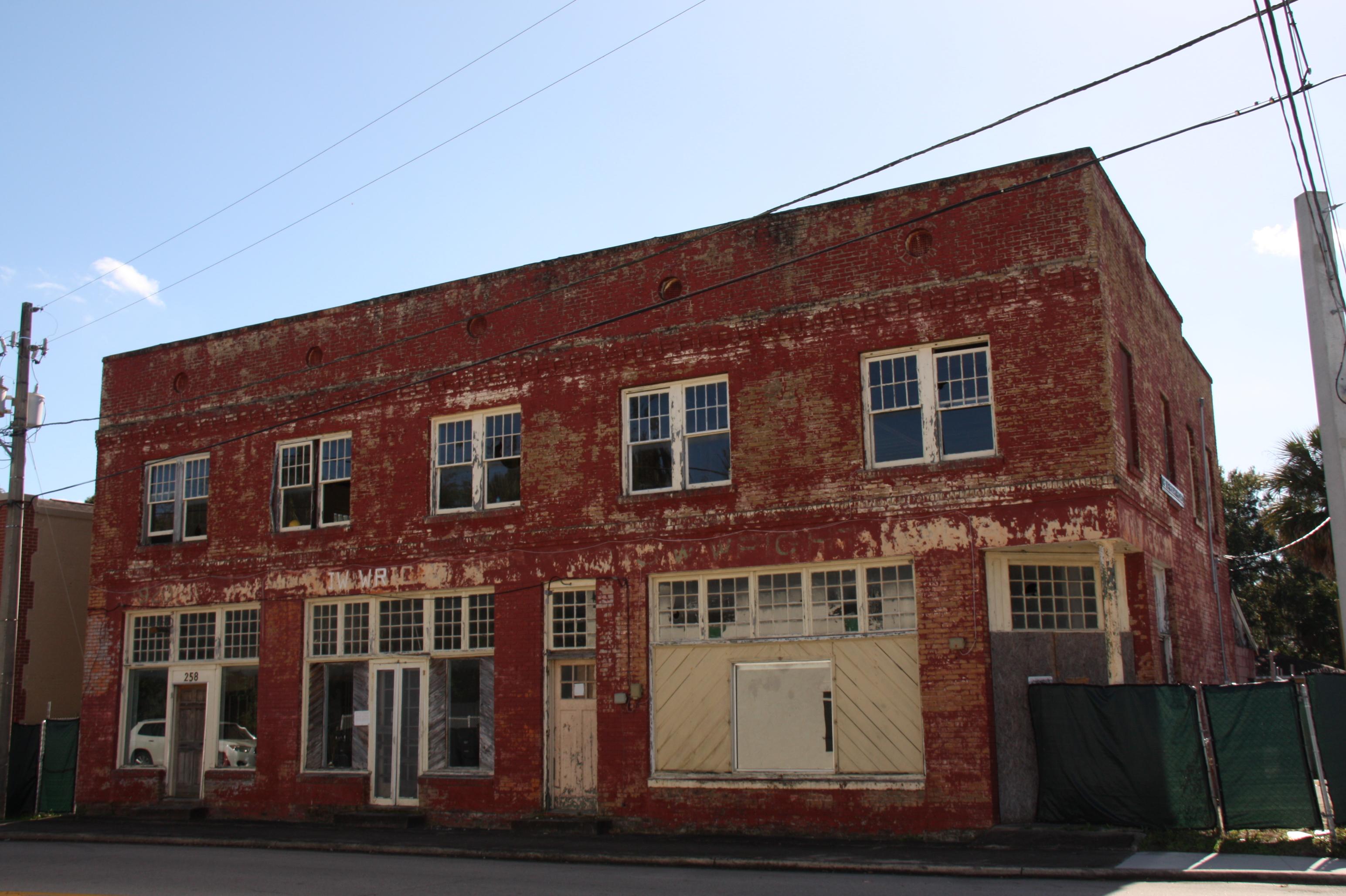 James W. Wright Building
