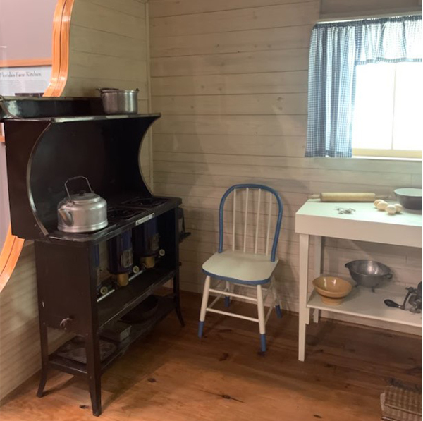 A Florida Farm Kitchen
