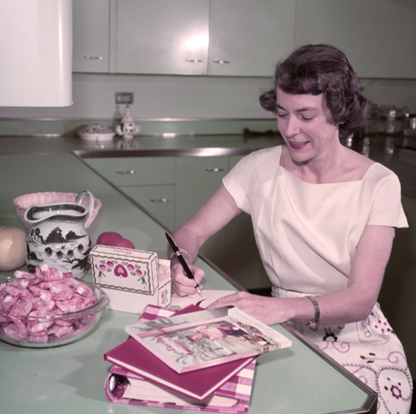 Mary Call Collins Recipes