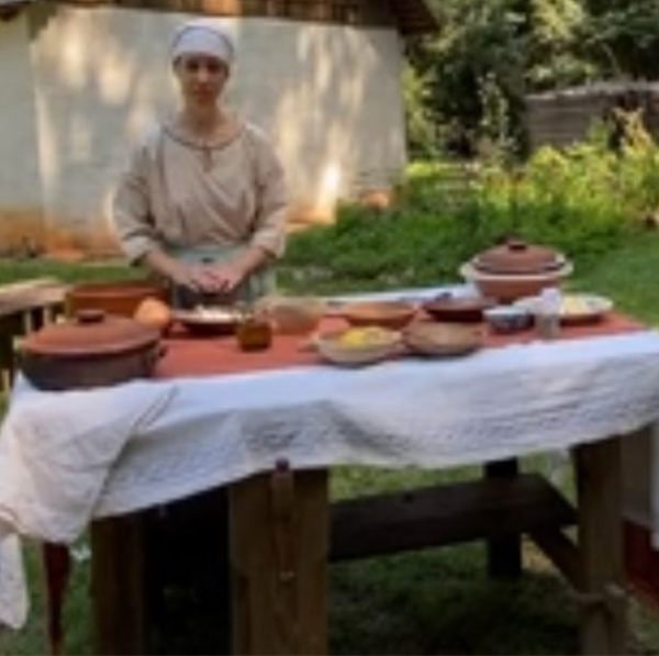 Early Colonial Florida Spanish Recipe