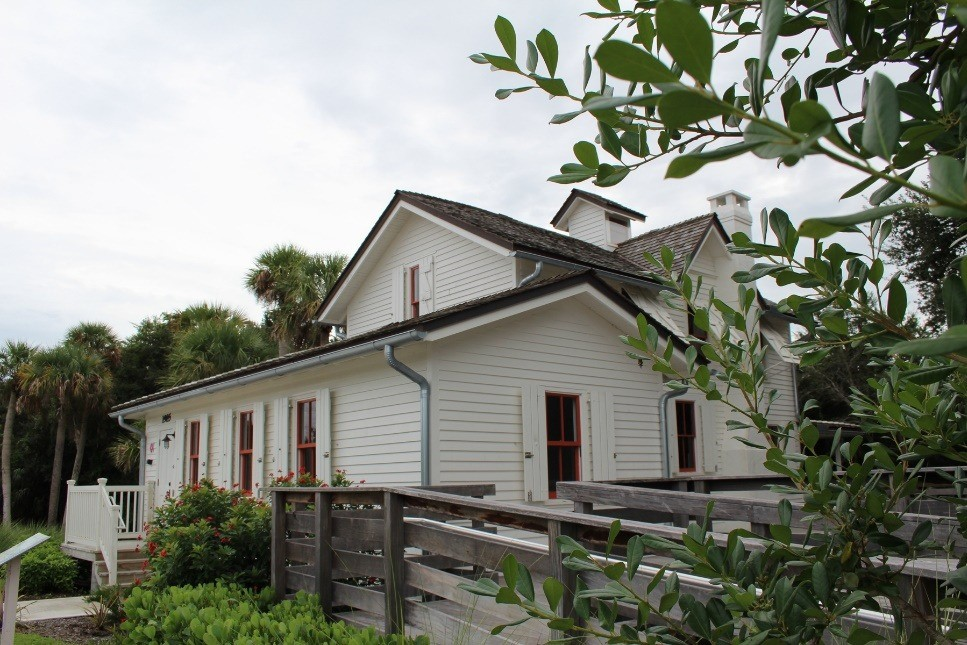 photo of Sewall House in Martin County